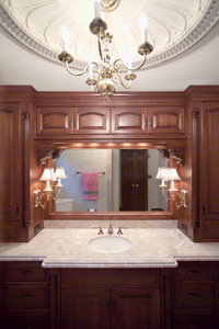 bathroom marble design maryland
